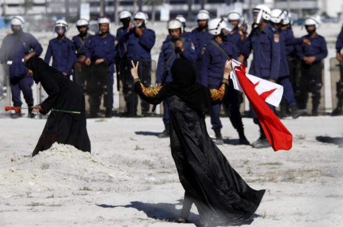 Little protests mark 10th anniversary of Bahrain uprising thumbnail