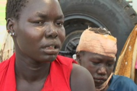 Jets 'bomb south Sudan villages'