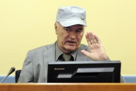 Mladic dismisses charges as 'monstrous'