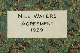 Nile agreements