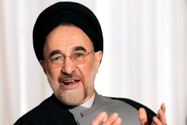 Iran's Khatami: The sound and the fury