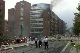 Oslo Bombing Live Blog