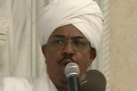 Bashir says army to continue campaign
