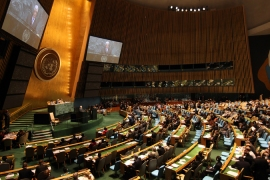 Palestine, the UN, and international law