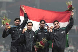 Doping scandal hangs over Indian athletics
