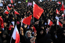 Bahrain at the crossroads