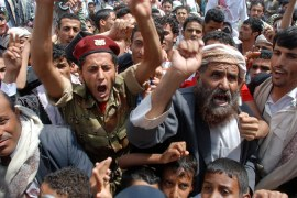 Saleh's speech ignites deadly protests
