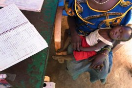 Women hope S Sudan will improve healthcare