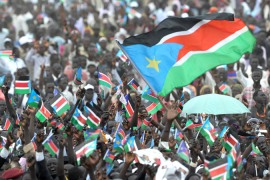 In Pictures: South Sudan is born