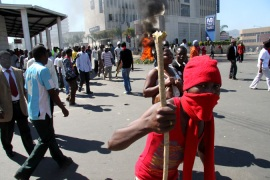 African protest fever: Which country is next?