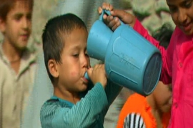 Afghans' dire need for clean water