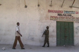 Somalia economy hampered by insecurity