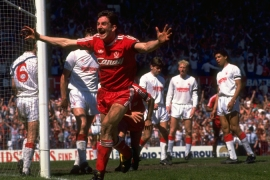 John Aldridge: 'The only thing we had was football'