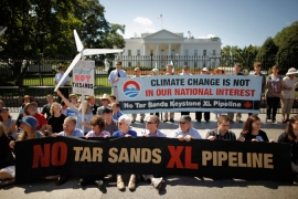 'Dirty oil' pipeline to cut into US heartland