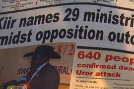 Challenges persist in South Sudan