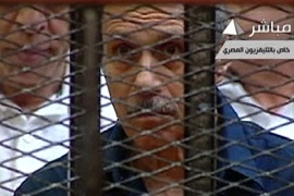 Judge adjourns trial of Egypt's ex-minister