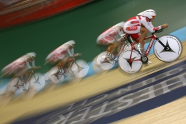 Danish cyclist sacked and suspended
