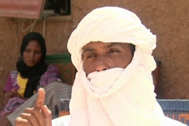 Gaddafi loyalists in Niger vow support