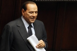 Italy PM asked to quit over new sex scandal