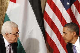 Obama: No shortcut to Middle East peace