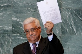 Five lessons learned from Palestinian UN bid