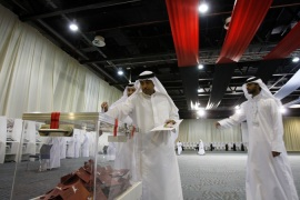 Chosen Emiratis vote in second-ever polls