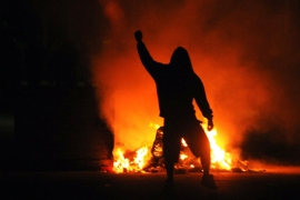 Mass arrests follow Bulgaria violence