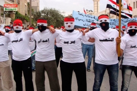 Armed defenders of Syria's revolution