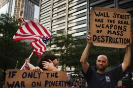 Occupy Wall Street movement reaches other cities