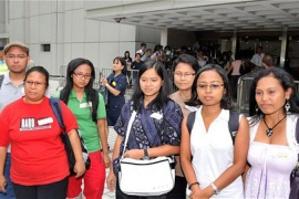 Filipina maid wins landmark Hong Kong case