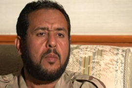 Libyan military chief defends past