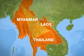 Chinese sailors killed in Mekong attack