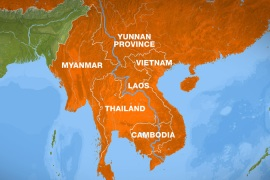 Thai soldiers detained over Mekong attack