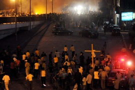 Deadly Cairo clashes over Coptic protest