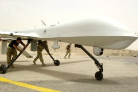US drones infected by key logging virus