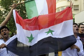 Syria's fragmented opposition