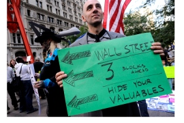 Will Occupy Wall Street be a global catalyst?