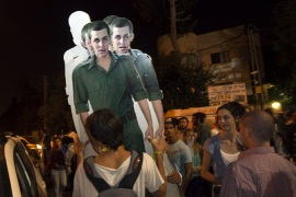Gilad Shalit: a bargaining chip