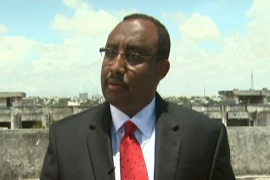 Somali PM 'open to dialogue with al-Shabab'