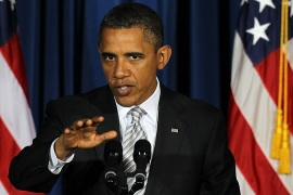 Obama steps up pressure on Iran over 'plot'