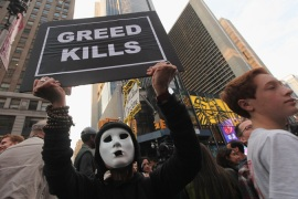 'Occupy': A catalyst for change?