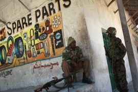 Al-Shabab and Somalia's 'far enemy'
