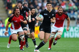All Blacks demolish Canada