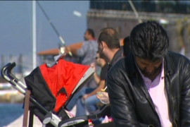 Greek city struggles with austerity measures