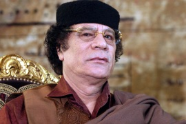 Libya: The revolt that brought down Gaddafi