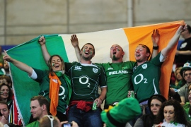 'Ireland v Wales will be like a cup final'
