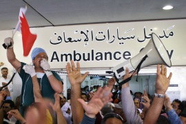Bahraini doctors speak out against torture
