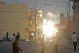 Bahrain sends more to jail over protests