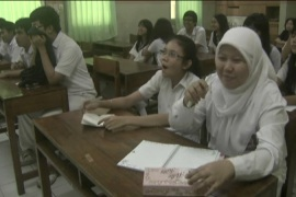 Talking about sex in Indonesia