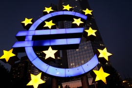 Euro leaders stand by single currency